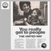 United Way Poster, #77-85-2