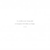 FIRST PORTFOLIO, Lucille Ball quote