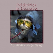 CELEBRITIES IN DISGUISE, cover, Elvis Presley