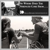 Dallas Rehabillitation Institute - Billboard, #162-08-32
