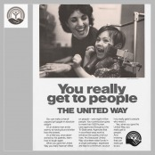 United Way - Poster, #77-85-2