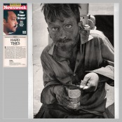Newsweek: Hard Times, #216-86-32