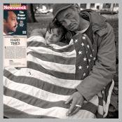 Newsweek: Hard Times, #558-97-19