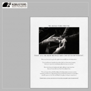 Adbusters, #253-07-4