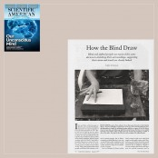 Scientific American - How the Blind Draw, #202-96-6