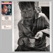 Newsweek: Hard Times, p. 47, #216-86-32